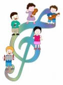 World Music Class for Little Children