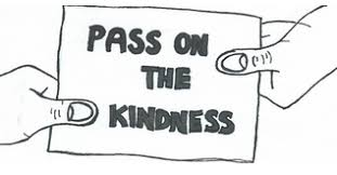 Pass On The Kindness